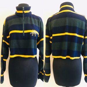 Vintage Tommy Hilfiger Cropped Fleece